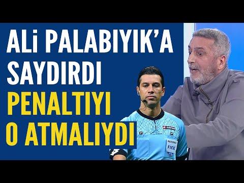 Abdülkerim Durmaz'dan Denizlispor-F.Bahçe maçı hakemi Ali Palabıyık'a sert tepki