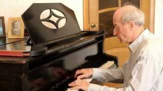 """Фильм """"Пианист"""". Исполнитель - Немец Валерий."""