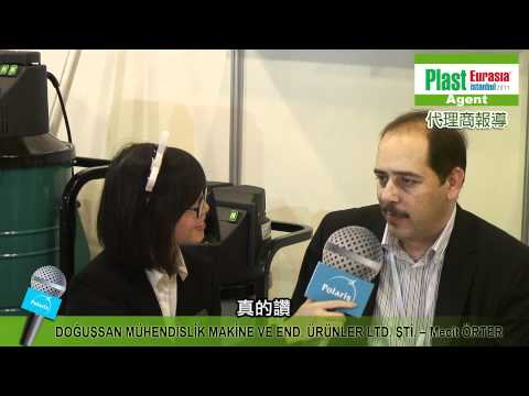 2011 PLAST EURASIA-Interview with Turkey Agent DOĞUŞSAN