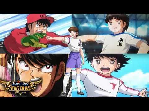 Captain Tsubasa (2018) All alternative Endings: Moete Hero