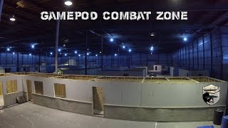 Recoil Dynamix (RDX) GBBR Only Team at GamePod Combat Zone 3-8-15