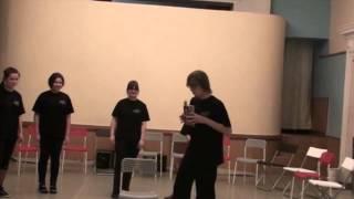 открытый урок по актерскому мастерству 2014