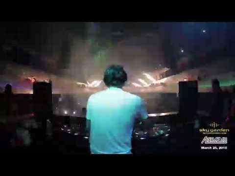 Al-Ghazali - Sky Garden Bali Int. DJ Series 61 Legian / Skygarden March 26th, 2015