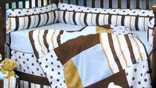 Baby Boy Crib Bedding Ideas