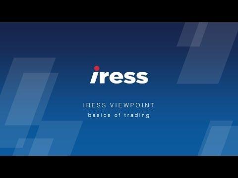 IRESS ViewPoint Training - 11 Basics Of Trading