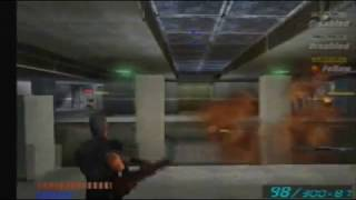 Old Gameplay Video: X Squad Level 5 (PS2)