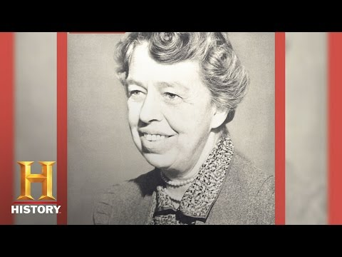 Eleanor Roosevelt: Most Iconic First Lady - Fast Facts | History