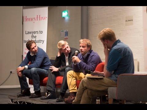 Max Niederhofer, Simon Cook & Roberto Bonanzinga at Chew The Fat