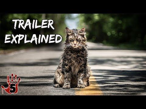 Pet Sematary Trailer Explained