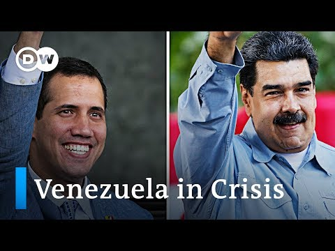 Venezuela: Maduro and Guaido battle over aid and music concerts | DW News