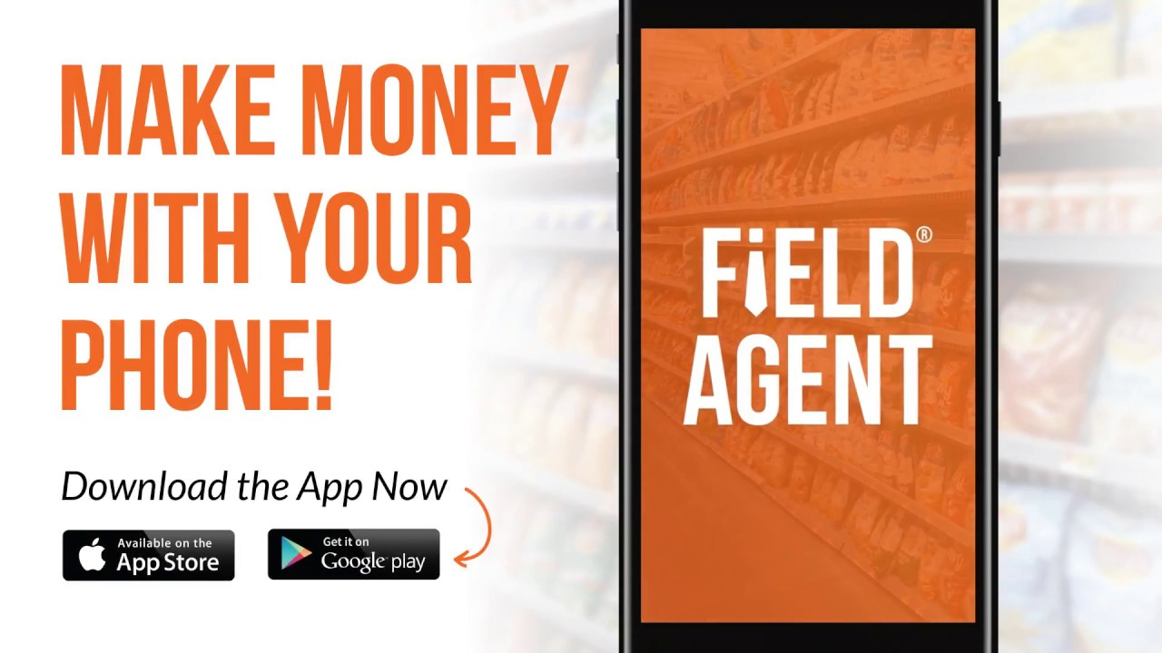 Make Money with Your Phone - Field Agent App - YouTube