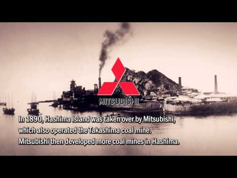The true facts : 'Sites of Japan's Meiji Industrial revolution'