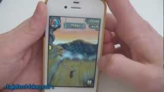 Temple Run 2 - Gameplay iOS (iPhone 4)