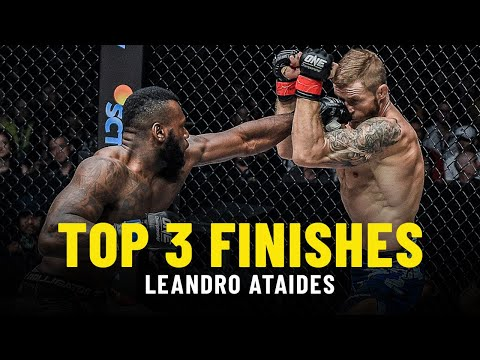 Leandro Ataides' Top 3 Finishes