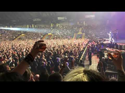 KISS – Intro & Detroit Rock City – Newcastle Arena 14/07/2019