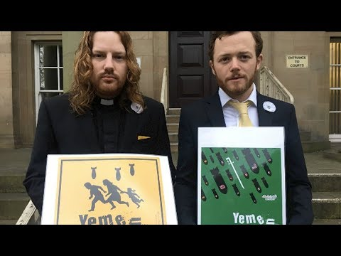 Activists Acquitted in Effort to Prevent British Fighter Jet Delivery to Saudi Arabia
