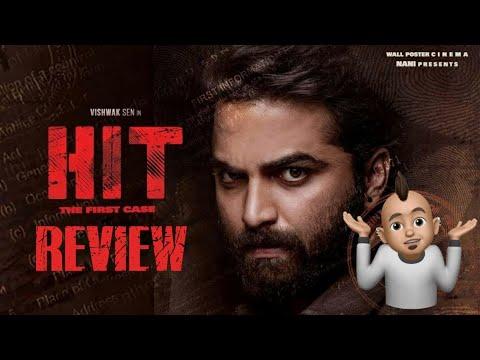 HIT Movie Review   USA Premiere Response   Vishwak Sen , Nani   THYVIEW