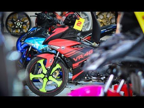TOP Tem Trùm Exciter 150 Đỏ Đen Được Anh Em Biker Làm Nhiều Nhất / Decal Bình Dương