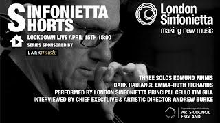 Lockdown Live - Sinfonietta Shorts 15th April 2020