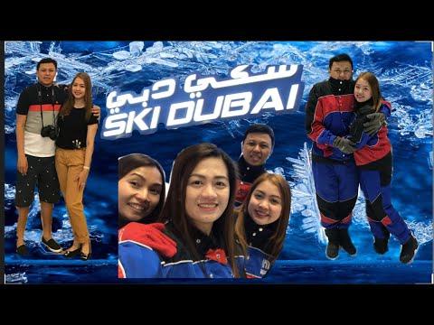 Snow in the Dessert -Ski Dubai Experience