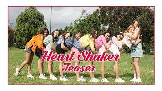 Heart Shaker - TWICE(트와이스) DANCE TEASER / VIVE DANCE CREW