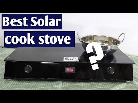 Best digital solar cook stove