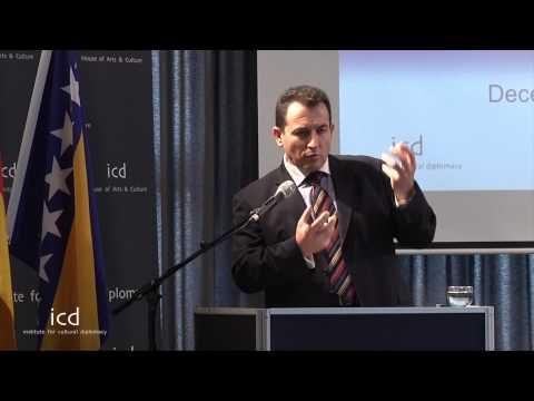 Selmo Cikotić, Former Minister of Defense of Bosnia and Herzegovina