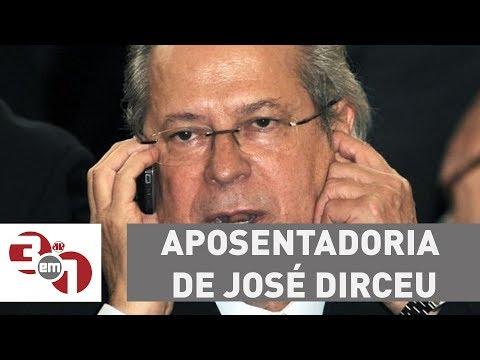 Órgão Da Câmara Aprova Pedido De Aposentadoria De José Dirceu Como Ex-deputado