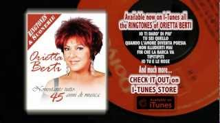 Orietta Berti - promo - ringtones & suonerie - english version
