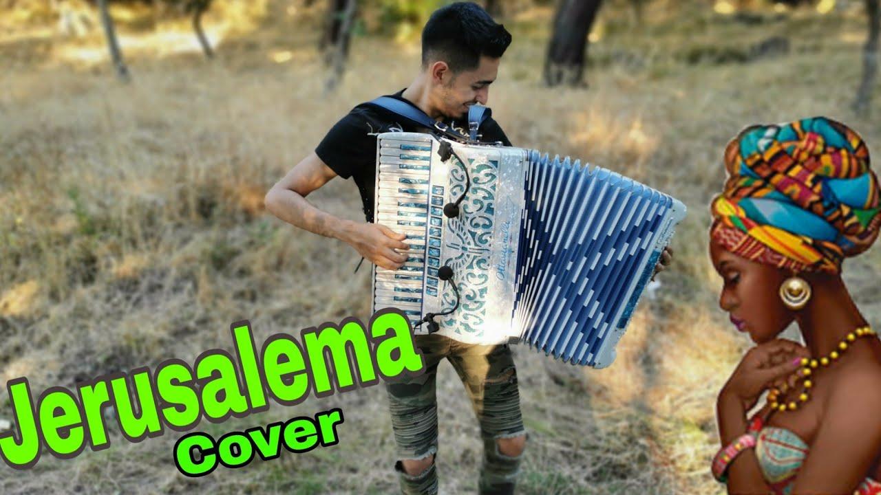 JERUSALEMA Master Kg (Cover Fisarmonica) - Antonio Tanca (ft. Petronela Calciu)