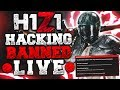 H1Z1 - TABZWARE CHEAT IS BACK! - BANNED LIVE + REACTIONS (H1Z1 HACKING) 2018