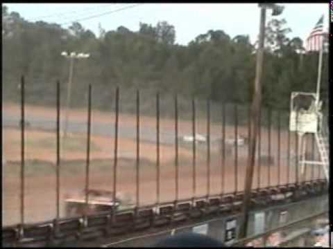 Champion park speedway 7-23-2011 Limited modified 3rd heat
