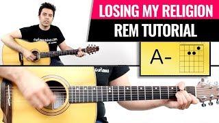 Losing My Religion de REM Acordes y Solos |Tutorial completo | Guitarraviva