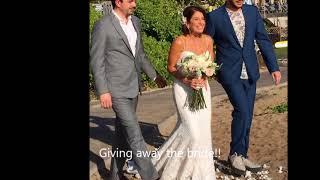 Adam Lambert in Hawaii - His Mom Leila's Wedding 2018-02-07~08