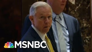 Ari: Sessions Resignation Prompts Key Mueller Probe Questions | The Beat With Ari Melber | MSNBC