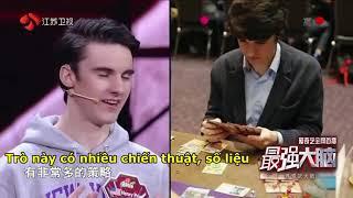 (Siêu Trí Tuệ 2018) Henry Prior vs Quách Tiểu Châu - Điểm đăng tân thế giới