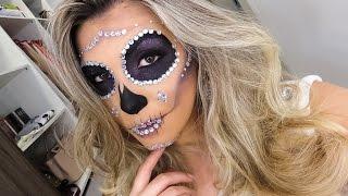 Glamorous Skull (Jordan Liberty Inspired)