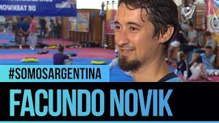 Parataekwondo en #SomosArgentina