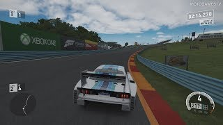 Forza Motorsport 7 - 1982 Ford #6 Zakspeed Roush Mustang IMSA GT Gameplay