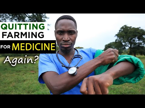 Quitting as a Farmer to Return to FULL-TIME Medical Practice?