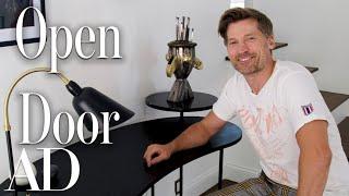Inside Nikolaj Coster Waldau's Hidden Los Angeles Home | Open Door | Architectural Digest