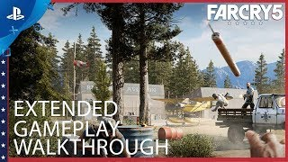 Far Cry 5 - Extended Gameplay Walkthrough | PS4