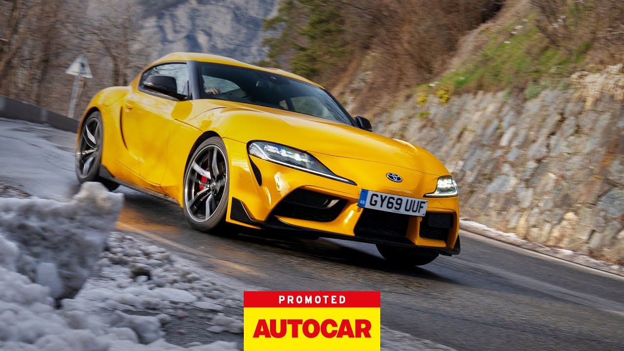 Promoted | Toyota GR Supra: The Road To Monte Carlo | Autocar - Autocar
