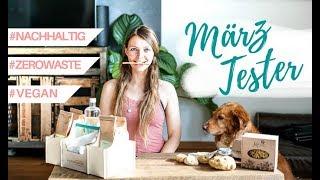 5 Dinge, die ich diesen Monat ausprobiert habe - Zahnputzholz & Menstruationsschwämme   Lilies Diary