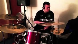 Rolling Stones - Beast of Burden (Drum Cover by Daniel Scott)