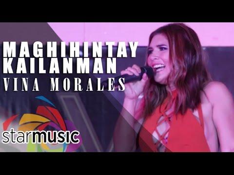 Vina Morales - Maghihintay Kailan Man...