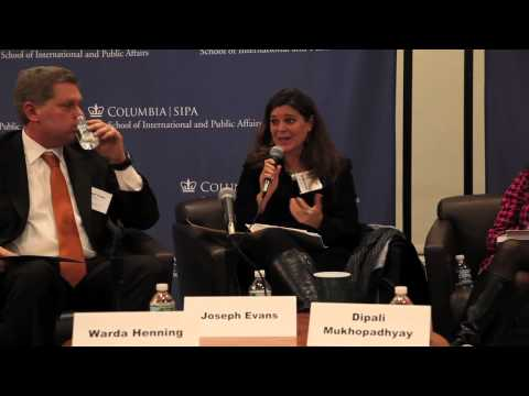 The Journal of International Affairs Thought Leadership Forum on Transnational Organized Crime
