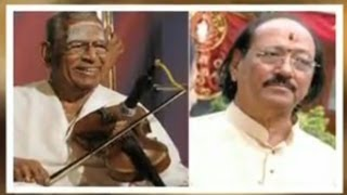 Mahaganapathi - Sri M. S. Gopalakrishnan - (Violin) Indian Classical Instrumental