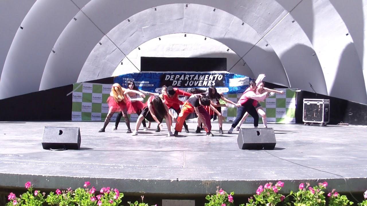 Baile alianza roja - 2 10