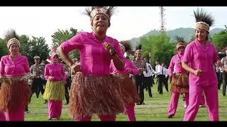 HUT RI KE 72 - MAUMERE - POLDA PAPUA
